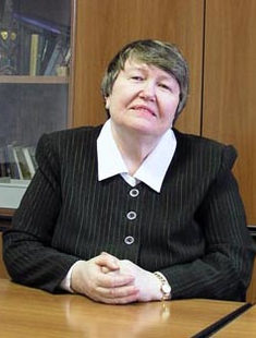 Photo of Alevtina Mikhaylovna Safronova