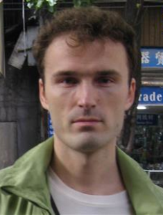 Photo of Dmitriy Vyacheslavovich Pelegov